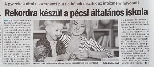 Puzzle cikk